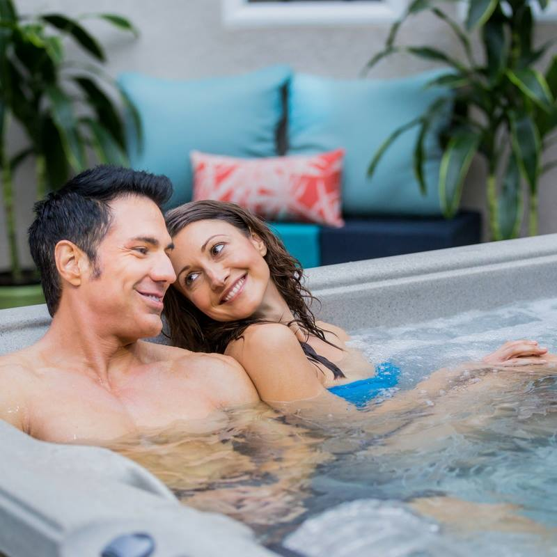 Why Hot Tubs Make the Perfect Anniversary Gift