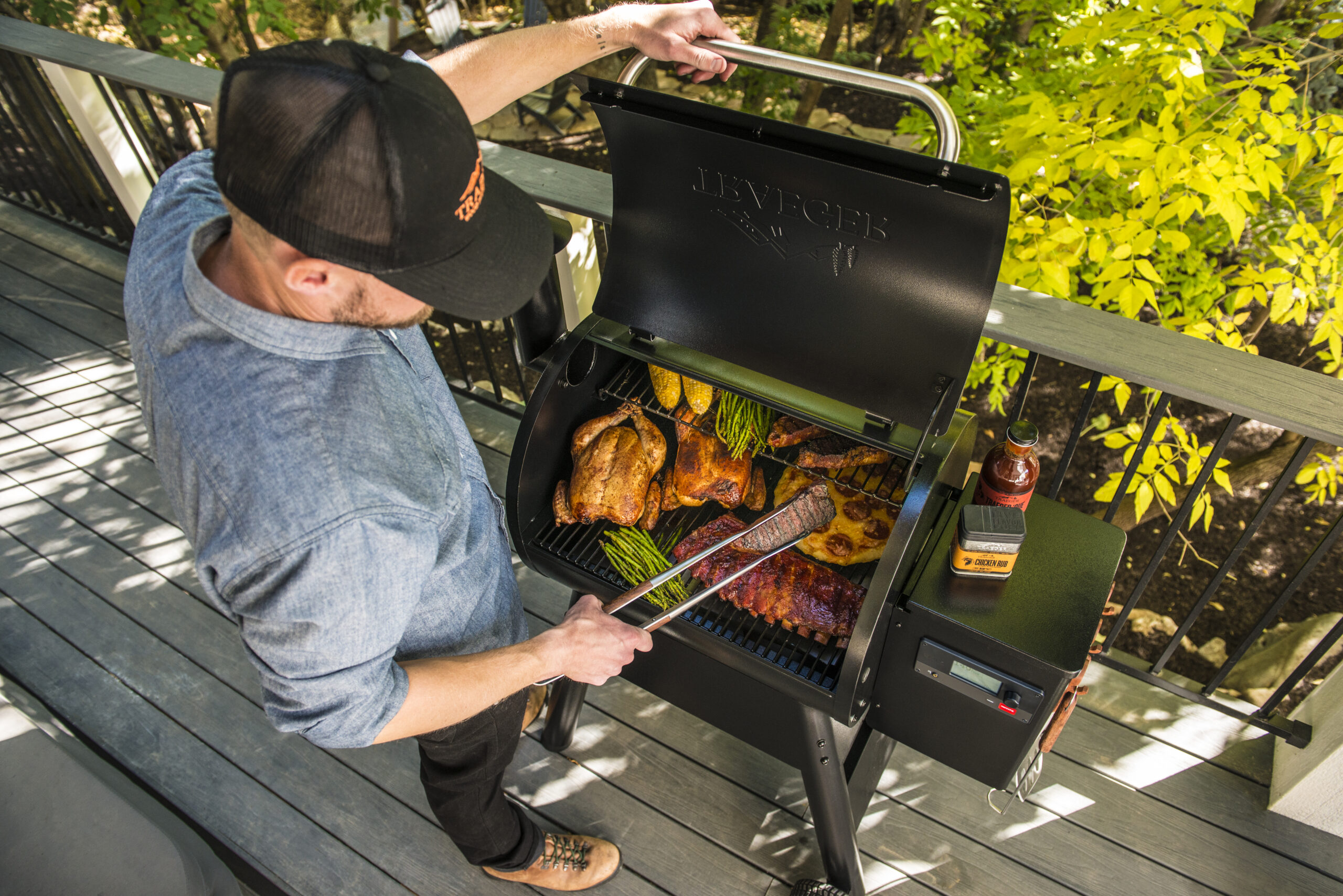 How to Be Crowned the Summer Grill King