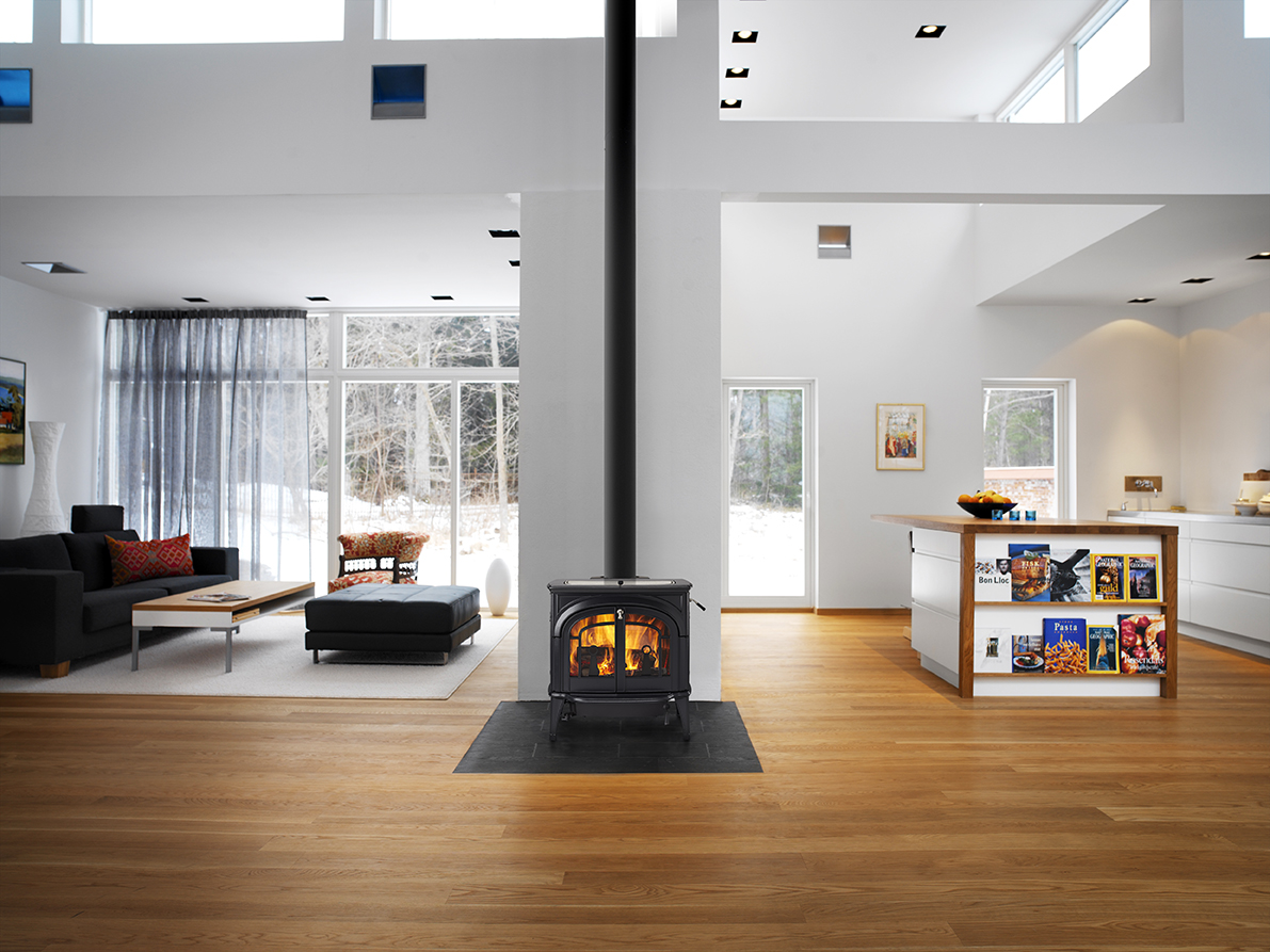 Learn More About the New Wood & Pellet Stove Tax Credit