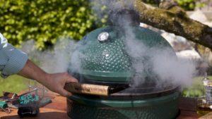 charcoal vs. pellet grills