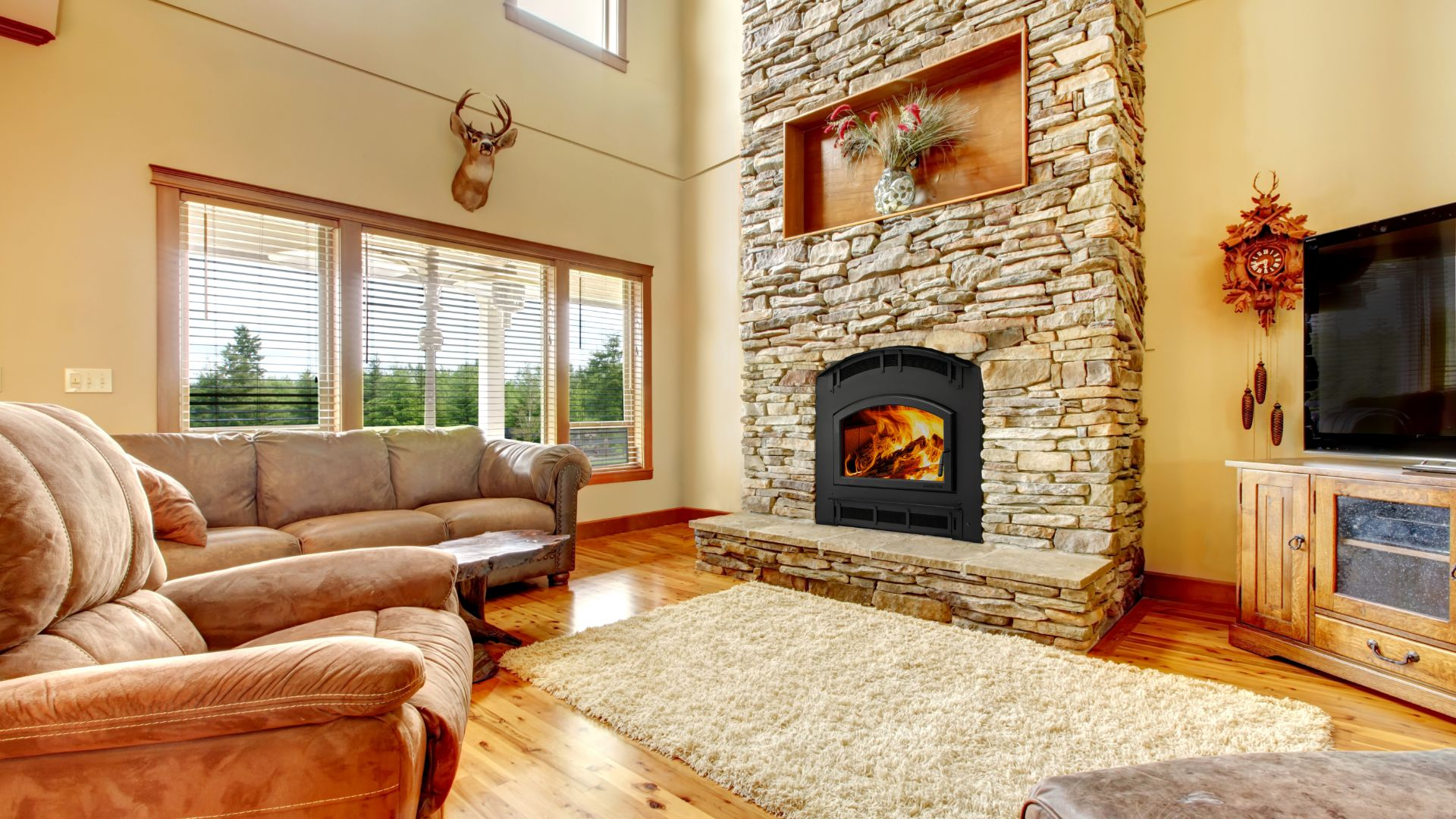 When is the Best Time of Year to Install a Fireplace in Kansas?