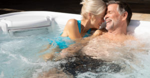 Date Night with a Hot Tub