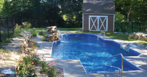 How does rain affect my pool chemistry?